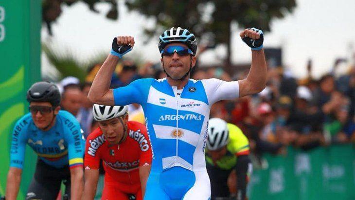Maximiliano Richeze es medallista de oro en los Juegos Panamericanos 2019 y clasificado a los Juegos de Tokio 2020.