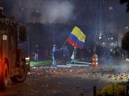 Cali fue uno de los epicentros de los incidentes en las protestas contra la reforma tributaria del gobierno en Colombia.