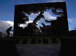 el gobierno rechazo el lanzamiento de misiles realizado por el reino unido en las islas malvinas