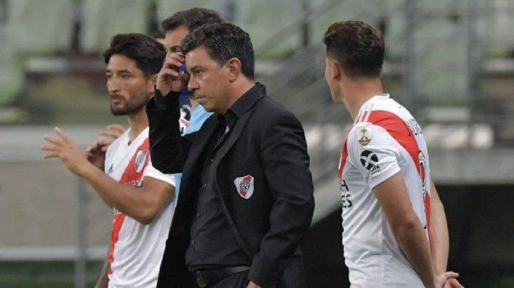 River no pudo viajar a Colombia y jugará el jueves en Asunción