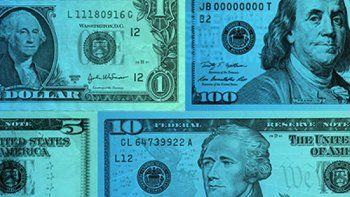 el dolar blue sube y se acerca a su maximo anual
