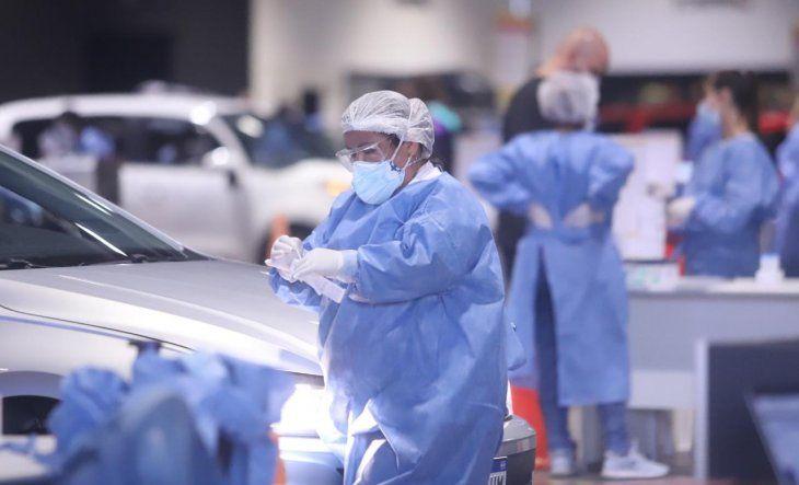 Coronavirus: reportan 5.154 casos y 227 muertes en las últimas 24 horas