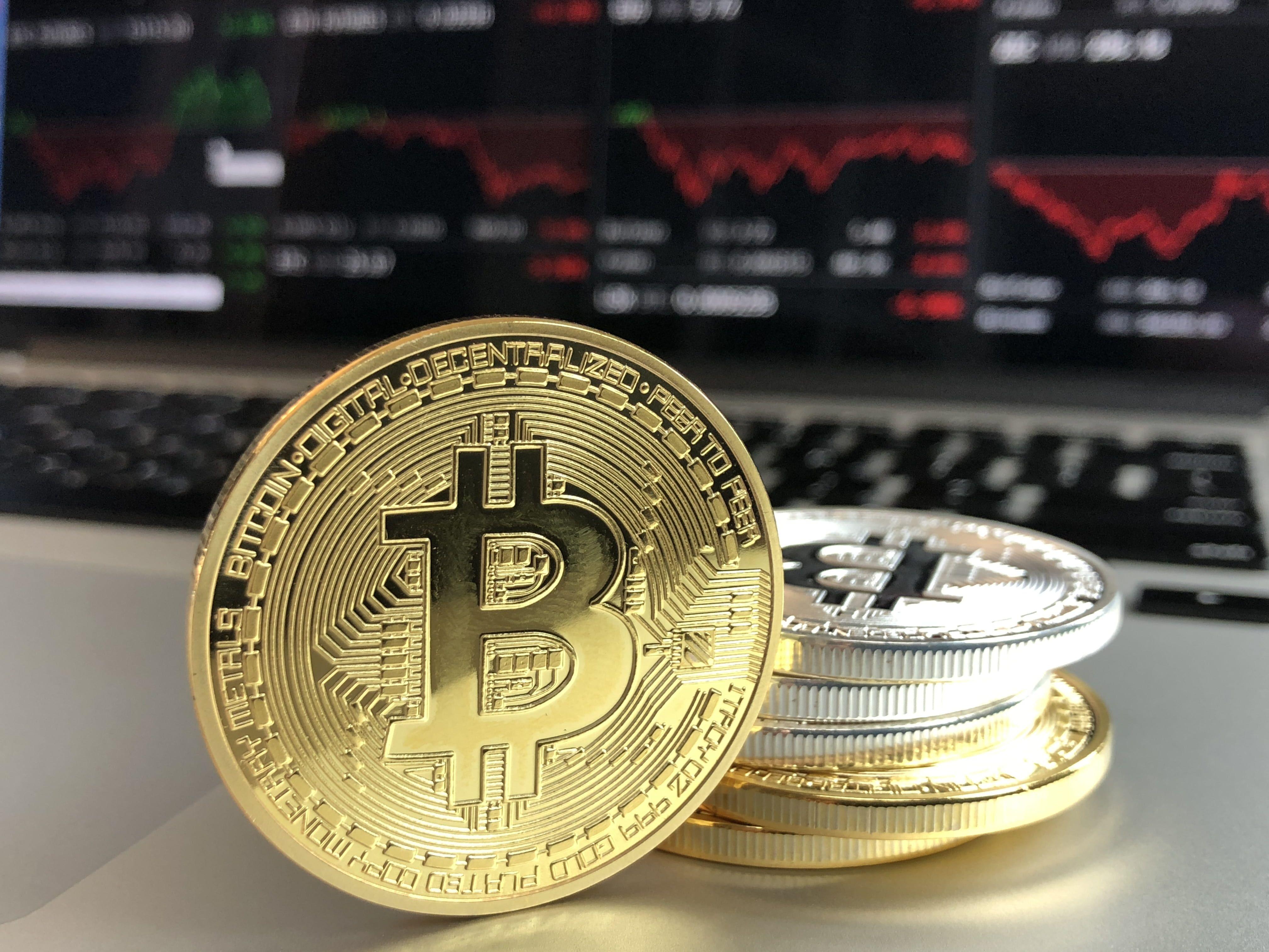 El Bitcoin repunta y se acerca a los u$s50.000.