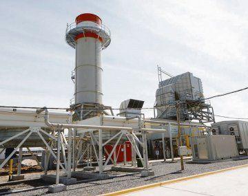 Fuerte inversión de Grupo Albanesi para expandir capacidad de su planta generadora eléctrica de Ezeiza