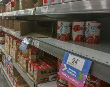 Advierten que la mitad de los comercios no cumplen con los Precios Esenciales en Provincia