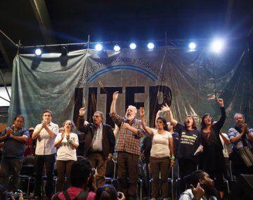 Movimientos sociales lanzaron la UTEP en Ferro.