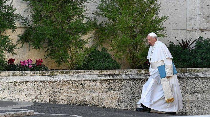 Nada lo detiene. A paso firme, el papa Francisco avanza con la mayor reforma de la Iglesia católica en la historia.