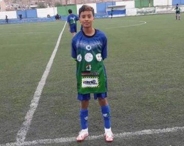 Se suspendió un partido juvenil por insultos racistas a un nene en Neuquén