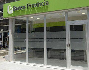El Banco Provincia repasa el dinero destinado a emergencia social durante el 2020.