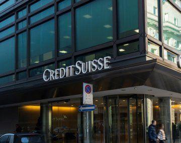 Credit Suisse no ha admitido ni negado los cargos.