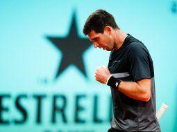 Federico Delbonis pasó la qualy y estará en el Masters 1000 de Roma.