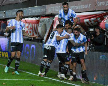 Argentinos le ganó a Newells en la Liga Profesional.