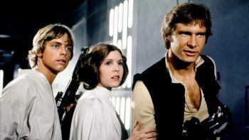 Star Wars: Episodio IV - Una nueva esperanza.