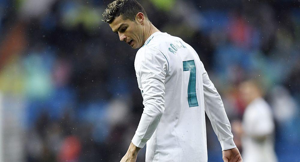 Ronaldo quiere irse del Real Madrid.