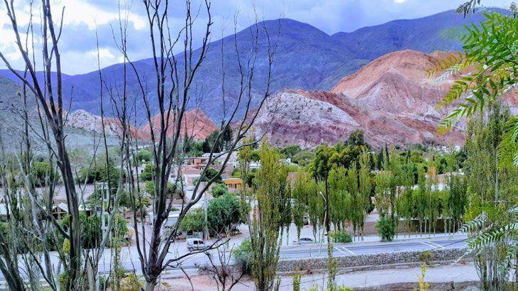 Si uno está en esta región, ya sea por turismo o viajes de otra índole, no se puede no ver los espectaculares cerros.