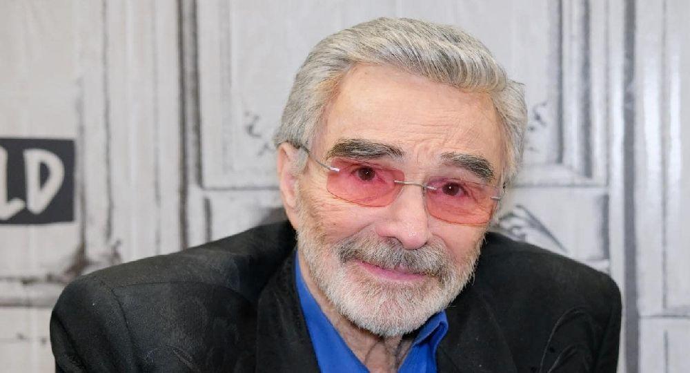 Murió Burt Reynolds, un emblema de Hollywood