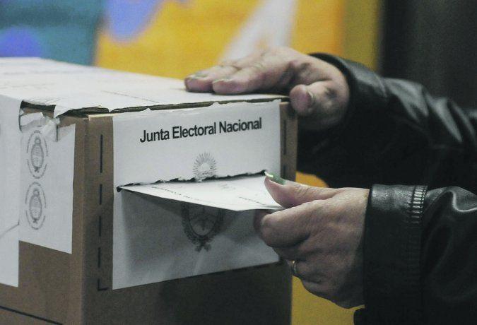 Si prospera la postergación de la votación