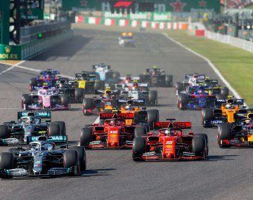 Se registró un nuevo caso de coronavirus en la Fórmula 1.