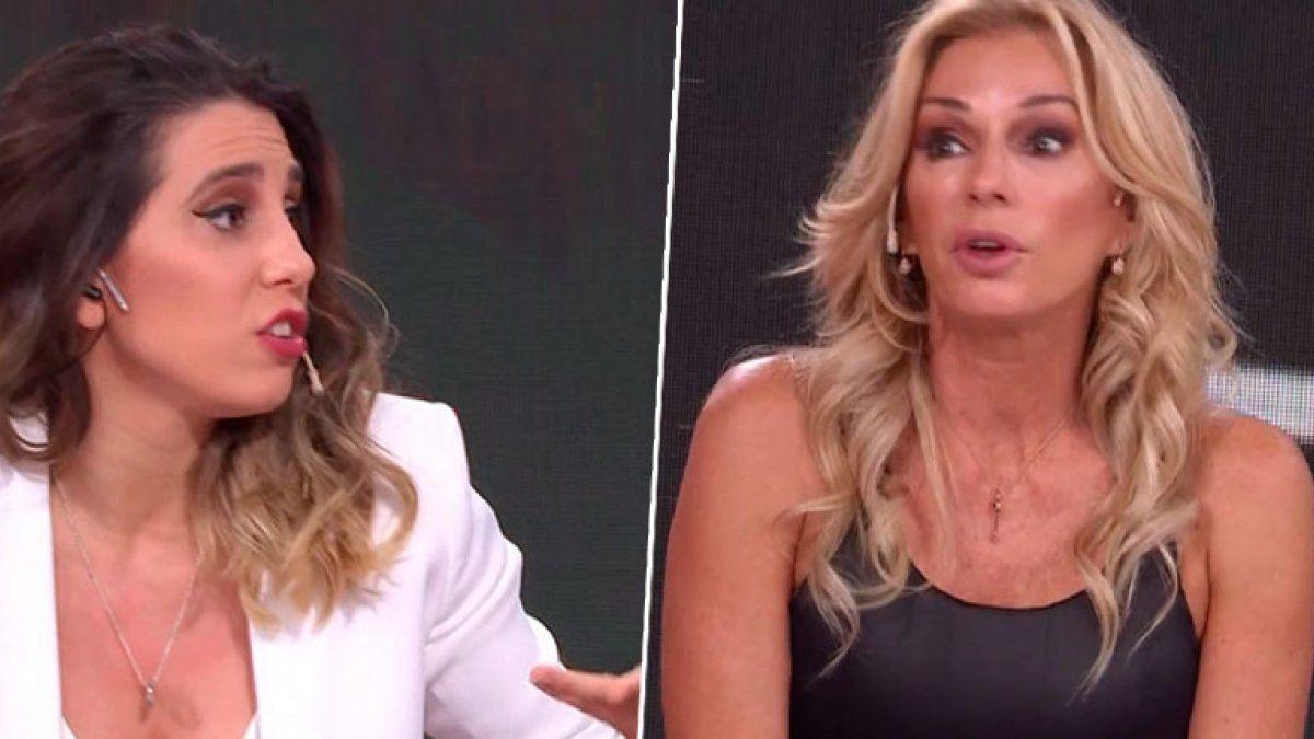 Cinthia Fernández habló de sus resultados en las PASO y se cruzó con Yanina Latorre