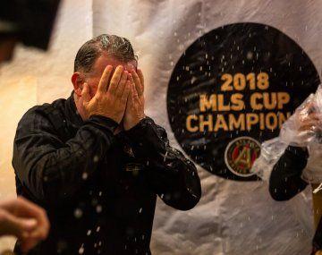 Gerardo Martino dejó Atlanta United para dirigir a la selección mexicana.