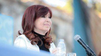 Cristina Fernández de Kirchner, una de las imputadas
