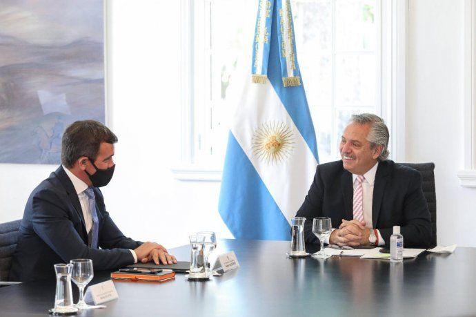 el-presidente-alberto-fernandez-recibio-directivos-ford-olivos