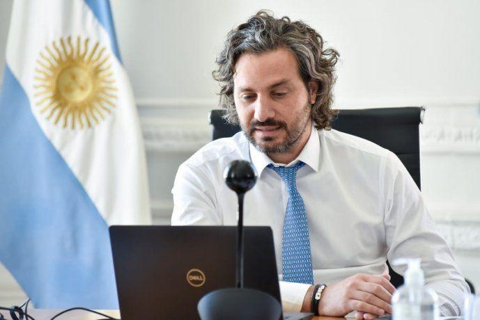 el-jefe-gabinete-santiago-cafiero-comparo-el-libro-que-lanzara-mauricio-macri-el-contenido-el-rincon