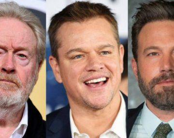 Primer tráiler de The Last Duel cinta dirigida por Ridley Scott con Ben Affleck y Matt Damon