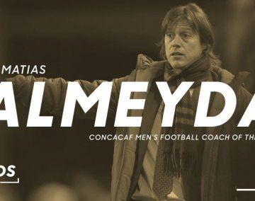 Almeyda fue elegido mejor técnico del año por la Concacaf