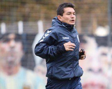 Pulga Rodríguez se pone a punto en Gimnasia y desea ganar la Copa Argentina.