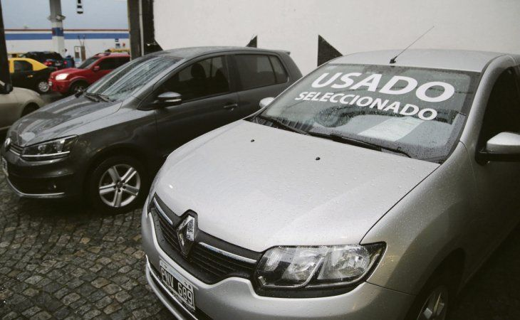 La venta de autos usados creció en marzo 65% interanual