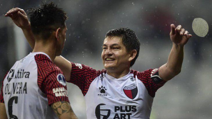 Pulga Rodríguez dio positivo de Covid-19 y no juega contra River