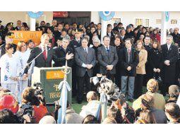 Daniel Scioli no fue a Tucumán para la celebración del 9 de Julio: tuvo agenda «de gestión» para conmemoración de la Independencia.