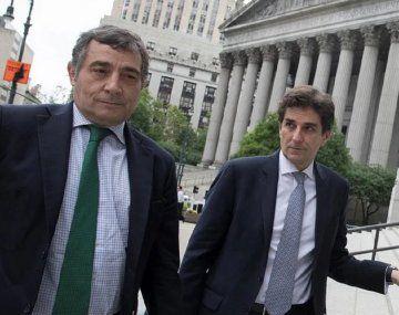 Marcelo Rufino, amigo y socio de Pepín Rodríguez Simón.