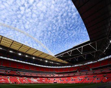 Wembley será eximido del retraso del fin de las restricciones por el coronavirus en Inglaterra.