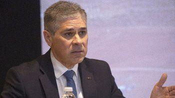 El presidente de YPF, Pablo González, encabezó la presentación del plan de inversiones en Mendoza.