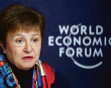 RESPALDO. La propuesta de EE.UU. y el FMI encontró eco en las grandes potencias como Francia y Alemania.