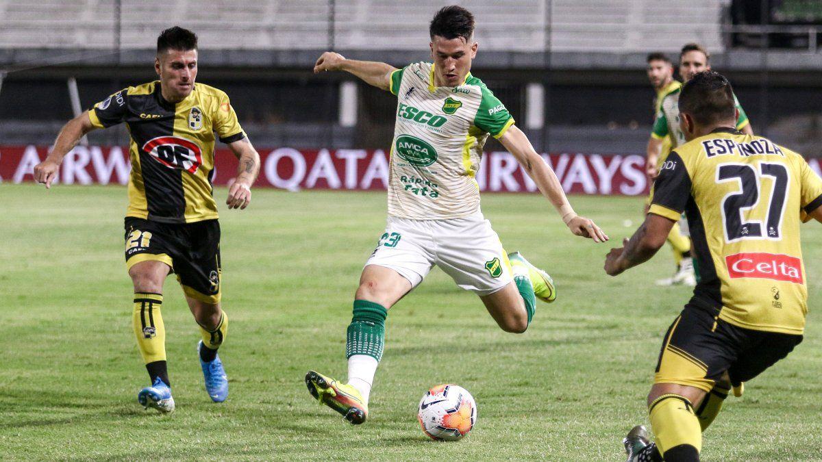 Defensa y Justicia se enfrenta a Coquimbo por un lugar en la final de la Copa Sudamericana