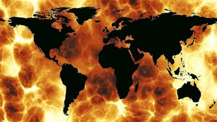 El mundo podría perder casi una quinta parte de la producción económica para 2050.