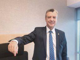 Elsecretario de la Cámara Argentina de Comercio, Natalio Grinman.