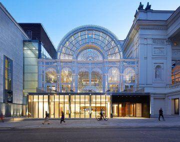 El Royal Opera permanece cerrado desde marzo sin recibir público.