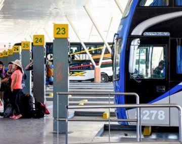 En el marco del Plan de Modernización del Transporte.