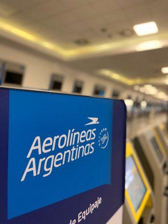 Con tres destinos, Aerolíneas Argentinas reinicia sus vuelos de cabotaje