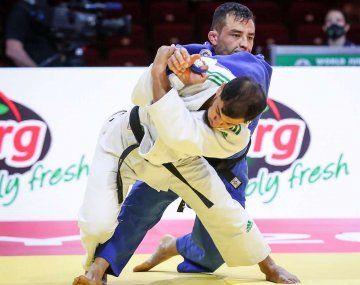 Fethi Nourine renunció a Tokio 2020 por el conflicto palestino-israelí.