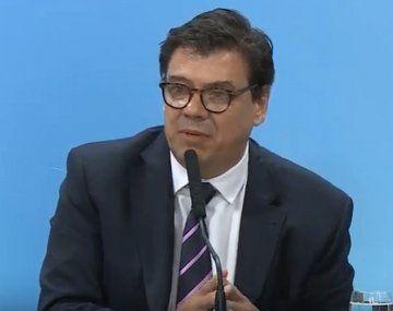 """El ministro de Trabajo, Claudio Moroni, adelantó que en marzo o abril se convocará a Consejo del Salario.""""El salario mínimo cumple una función para el sistema de seguridad social, más que ser de referencia. Todavía sigue muy postergado"""", admitió."""