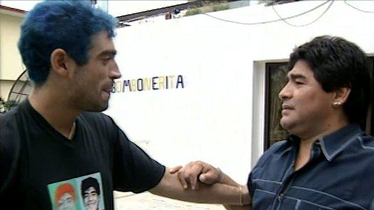 Las canciones dedicadas a Diego Maradona