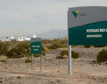 proyecto. Mendoza apuesta a producir 200 mil toneladas de sales de potasio, cantidad que permitiría al país sustituir importaciones.