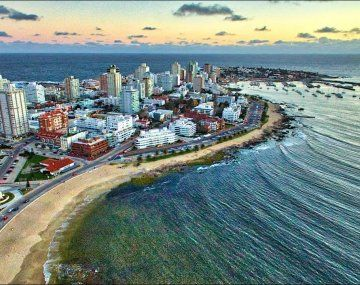 Argentinos eligen Montevideo para invertir y Punta del Este para vivir