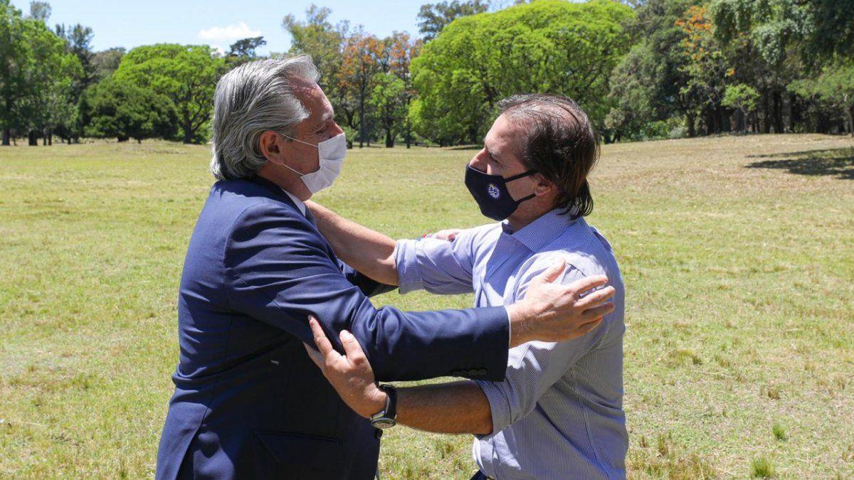 Positivo encuentro en Uruguay