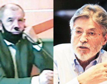 Juan Carlos Santos y Alberto Abad.
